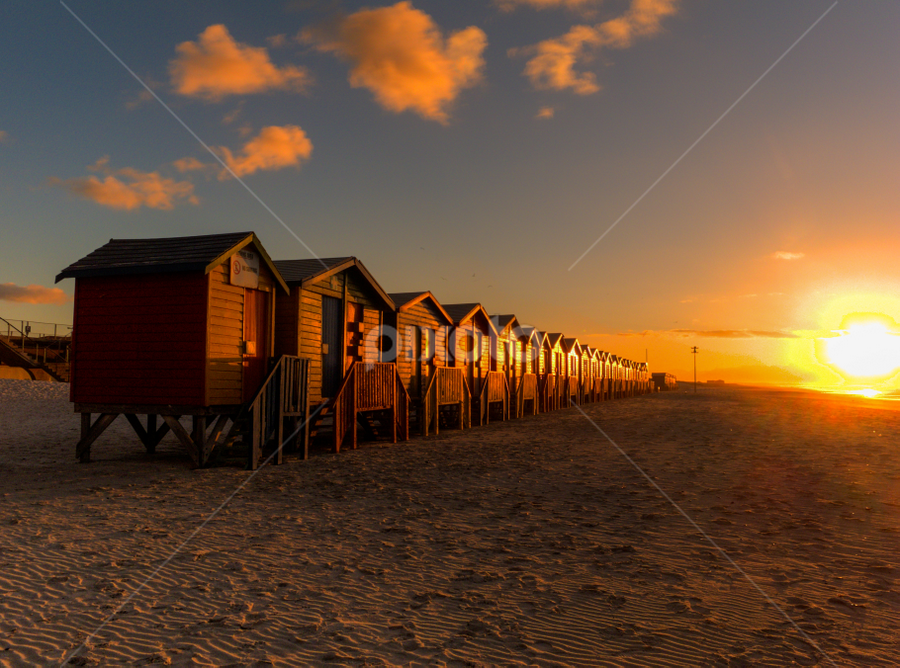 Before the Crowds by Hayden Scott-Williams - Landscapes Sunsets & Sunrises