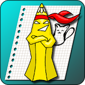Coloring: Funny Coloring