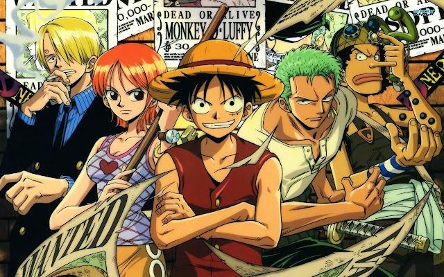 One Piece Tab