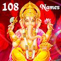 Ganesha Puja 108 Names Chant (Hinduism and Mantra) icon