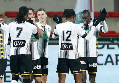 Coupe de Belgique: Gand-Charleroi avancé et diffusé