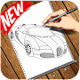 How To Draw Cars APK icon