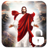 Jesus Christ  Screen Lock Android APK Download Free By Never Mind Lock