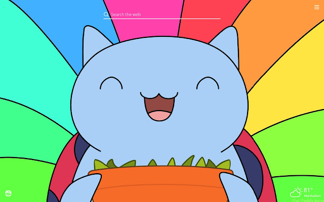 Catbug HD Wallpapers New Tab