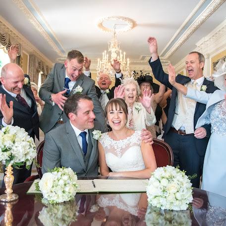 Wedding photographer Scott Redgrave (asrphoto). Photo of 24.07.2018