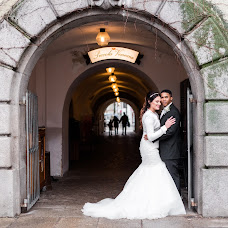 Wedding photographer Veronika Rayno (Bearmooseandfox). Photo of 01.04.2017