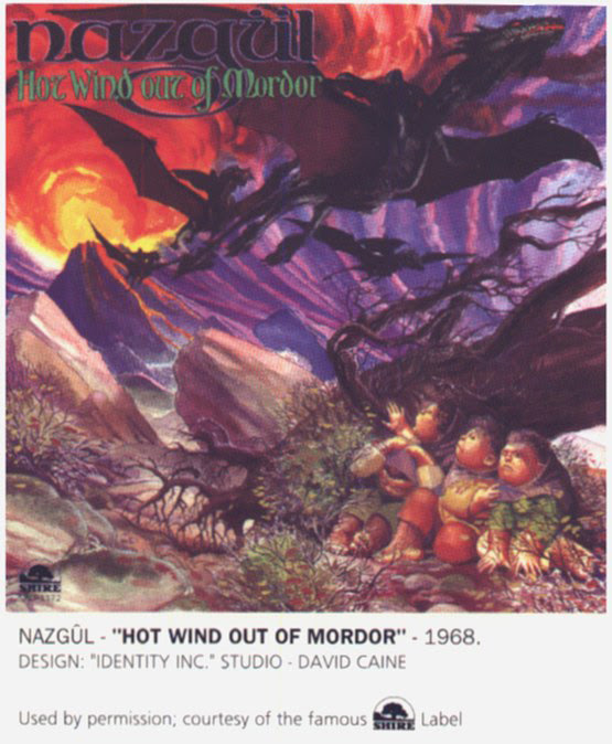 Hot Wind Out Of Mordor