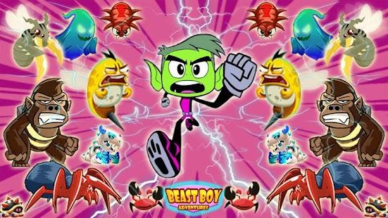 Beast Boy Titans Go Hero - Titans Teen Superhero - náhled