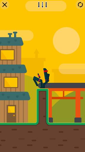 Mr Ninja - Slicey Puzzles 2.11 screenshots 5