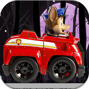 Paw Puppy Police Patrol Car for PC and MAC