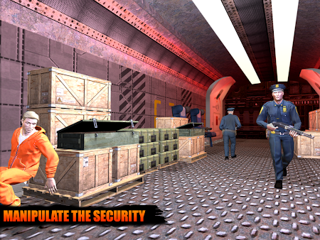 Police Airplane Prison Escape 1.6 screenshot 1108698