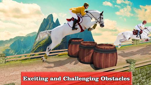 Extreme Horse Racing 3d screenshots 4