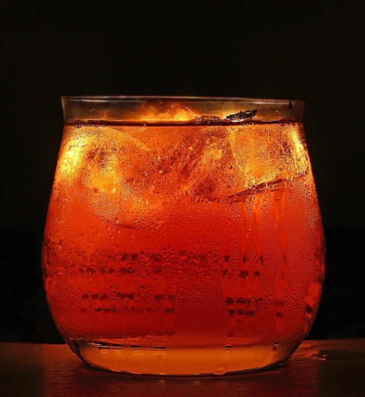 Hot Ice drink di Damiano