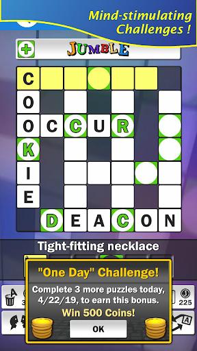 Giant Jumble Crosswords apkdebit screenshots 5