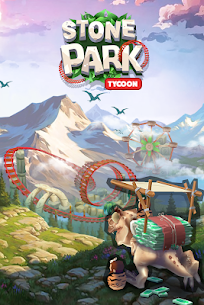 Stone Park: Prehistoric Tycoon Apk Download For Android and Iphone 7