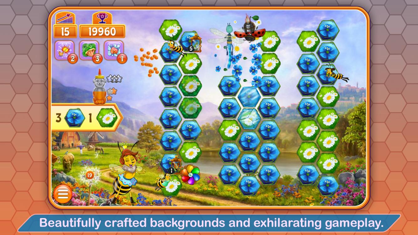 Honey Heroes- screenshot