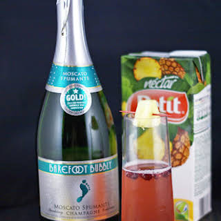 Champagne Cocktails With Pineapple Juice Recipes.