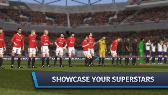 Dream League Soccer 4.15 MOD (Unlimited Money) Apk + Data 4