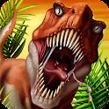 DINO WORLD Jurassic builder 2 icon