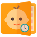 Baby Daybook: Care, Breastfeeding Helper & Tracker icon