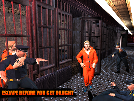 Police Airplane Prison Escape 1.6 screenshot 1108703
