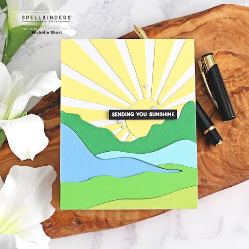 Spellbinders | Sending You Sunshine