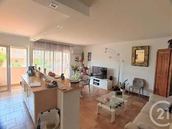 Appartement 3 pièces 63,89 m2