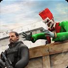 Clown Survival Jail Prison Stealth Escape Hero icon