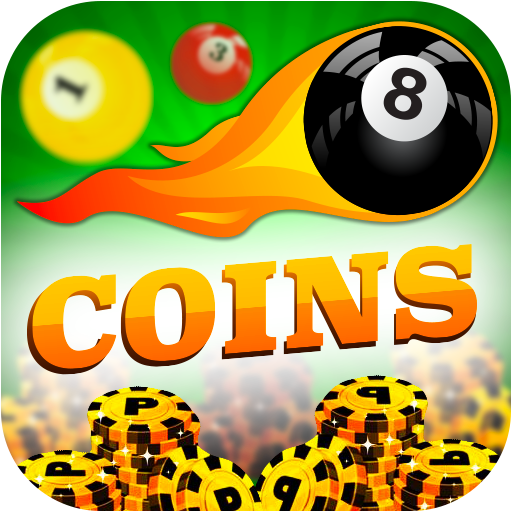 coins for billiard prank