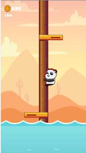 Download Masha and Panda Climb For PC Windows and Mac apk screenshot 4