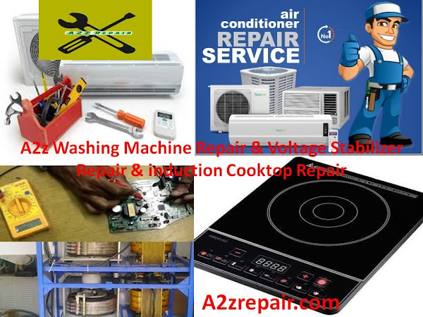 A2z Washing Machine Repair Voltage Ilizer Induction Cooktop