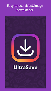 UltraSave - Save media video and photo - náhled
