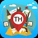 タイオフライン旅行ガイド&地図。シティツアー