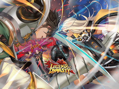 Legend of Dynasty-CBT 11