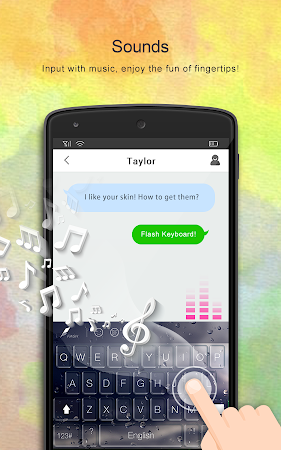 Flash Keyboard - Emojis & More 1.0.10100.1205 screenshot 625789