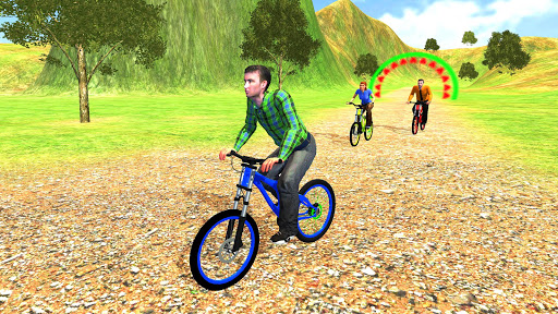 BMX BiCycle Rider: cycle Racing Games 2020 screenshots 1