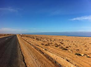 Photo: Neverending road