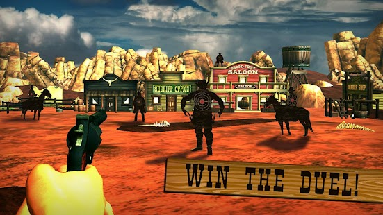 Guns & Cowboys: Bounty Hunter- screenshot thumbnail