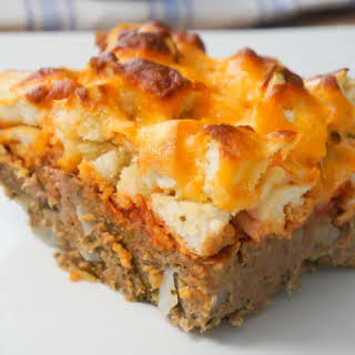 Ground Chicken Casserole Recipes.