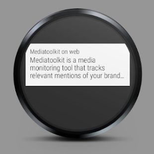 Mediatoolkit- screenshot thumbnail