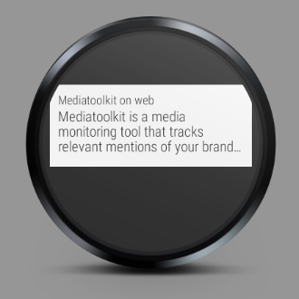 Mediatoolkit- screenshot