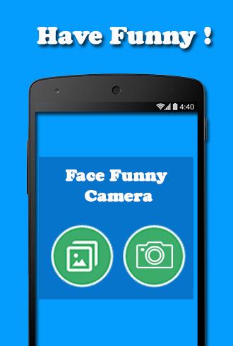 Face Funny Camera