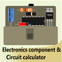 Electronic components & Circuit calculator icon
