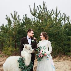 Wedding photographer Anastasiya Ponomarenko (staseyrozen). Photo of 06.03.2016