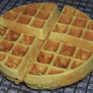 Coconut Flour Belgian Waffles