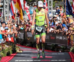 """Ex-wereldkampioen Ironman neemt binnenkort afscheid: """"Mijn favoriete triatlon is mijn laatste wedstrijd"""""""