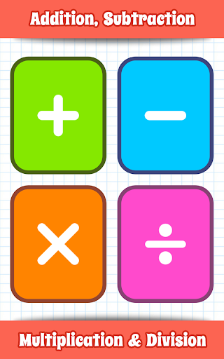 Math Games, Learn Add, Subtract, Multiply & Divide 1.9 screenshots 9