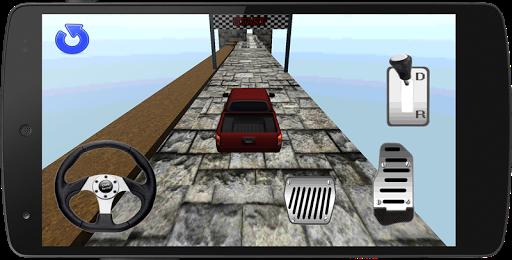 3D 越野 4 x 4 賽車