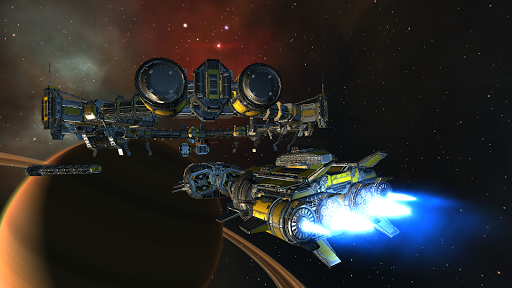 Project Charon: Space Fighter 2.1 screenshots 2