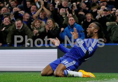 Drogba veut rester à Chelsea, mais pour jouer?